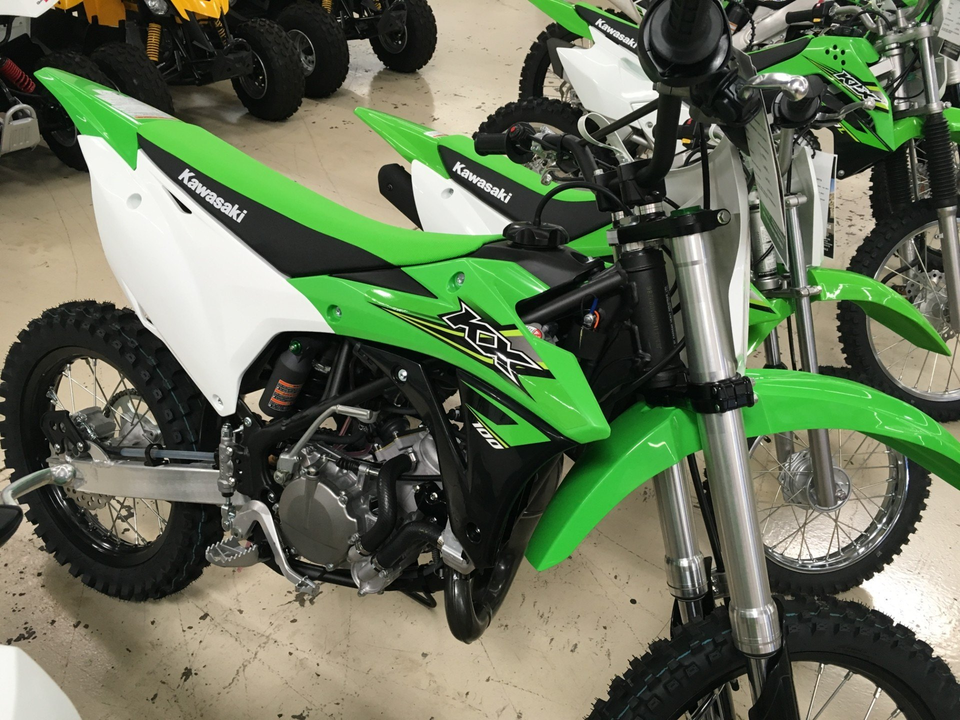 2017 Kawasaki KX™100 in Corona, California