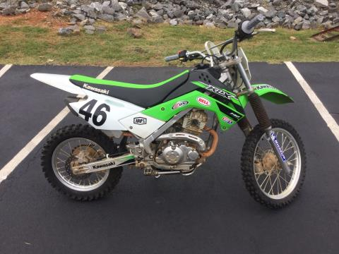 2015 Kawasaki KLX®140 in Gastonia, North Carolina