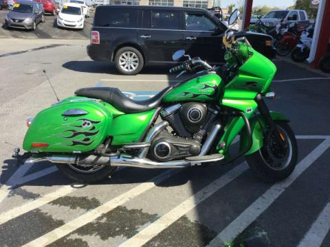 2015 Kawasaki Vulcan® 1700 Vaquero® ABS in Gastonia, North Carolina