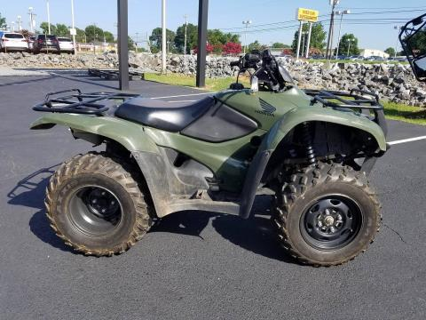 2012 Honda FourTrax® Rancher® ES in Gastonia, North Carolina