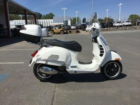 2009 Vespa GTS 250 in Gastonia, North Carolina