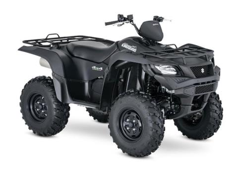 2016 Suzuki KingQuad 500AXi Power Steering Special Edition in Gastonia, North Carolina