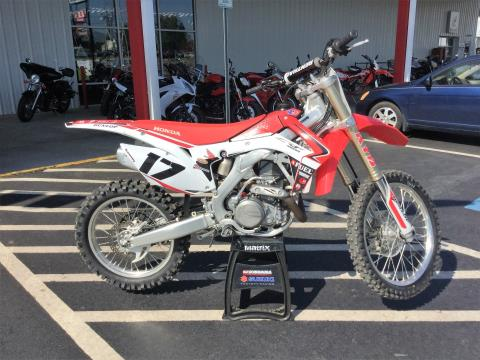 2013 Honda CRF®450R in Gastonia, North Carolina