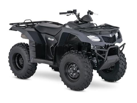 2016 Suzuki KingQuad 400ASi Special Edition in Gastonia, North Carolina