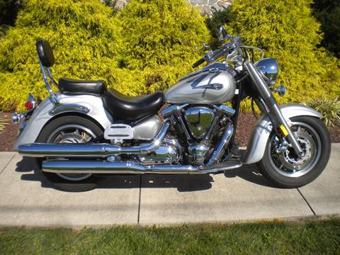 2007 Yamaha Road Star in Manheim, Pennsylvania