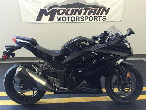 2014 Kawasaki Ninja® 300 in Ontario, California