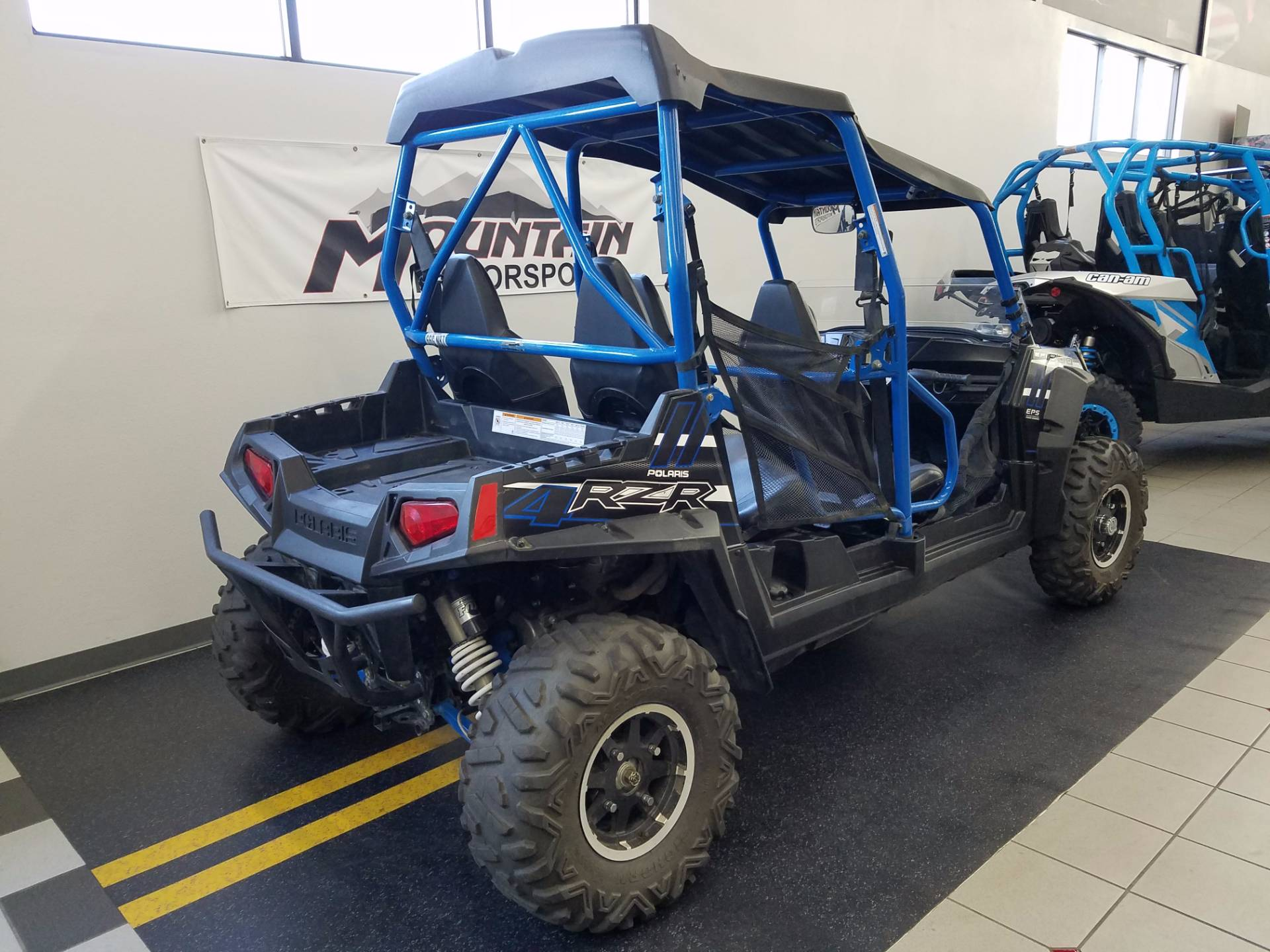 2014 polaris rzr 4 800 eps le rzr 4 seat los angeles new used boats motorcycles for sale. Black Bedroom Furniture Sets. Home Design Ideas