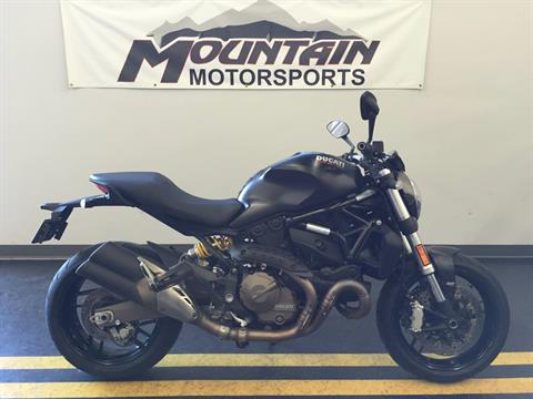 2015 Ducati Monster 821 Dark in Ontario, California