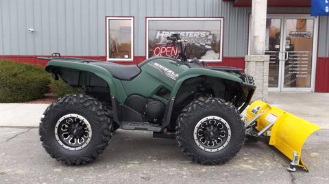 2014 Yamaha Grizzly 550 FI Auto. 4x4 EPS in Janesville, Wisconsin