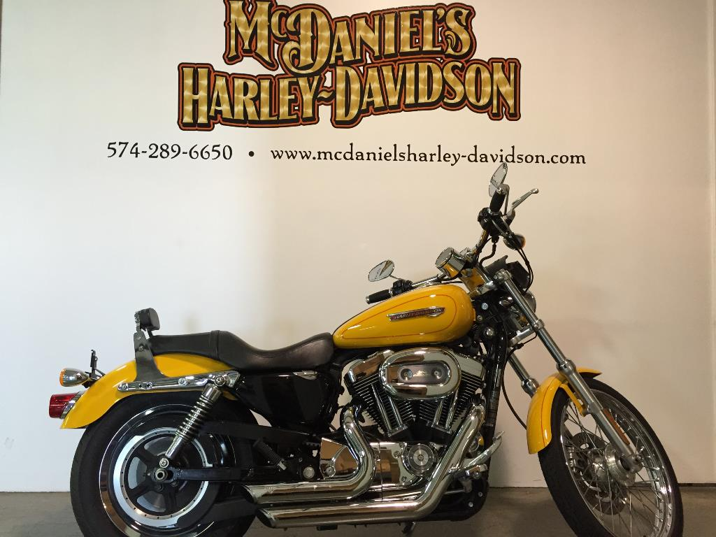 2008 Harley-Davidson Sportster® 1200 Custom in South Bend, Indiana