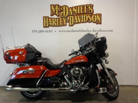 2010 Harley-Davidson Electra Glide® Ultra Limited in South Bend, Indiana