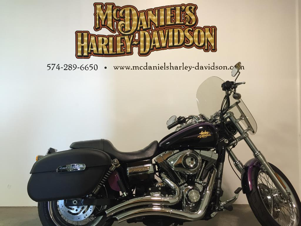 2011 Harley-Davidson Dyna® Super Glide® Custom in South Bend, Indiana