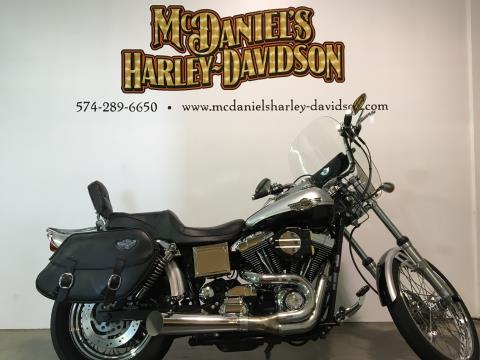 2003 Harley-Davidson FXDWG Dyna Wide Glide® in South Bend, Indiana