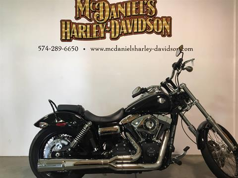 2013 Harley-Davidson Wide Glide® in South Bend, Indiana