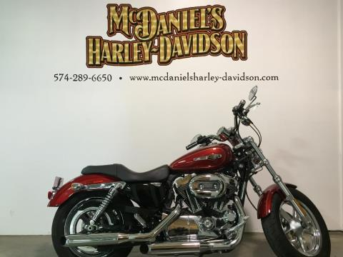2013 Harley-Davidson Sportster® 1200 Custom in South Bend, Indiana