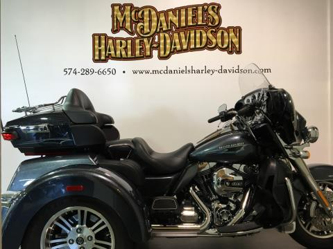 2015 Harley-Davidson Tri Glide Ultra in South Bend, Indiana