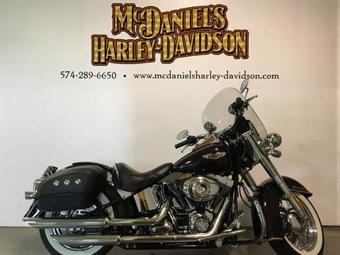 2007 Harley-Davidson Softail® Deluxe in South Bend, Indiana