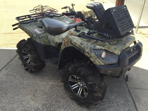 2012 Kawasaki Brute Force® 750 4x4i EPS Camo in Highland Springs, Virginia