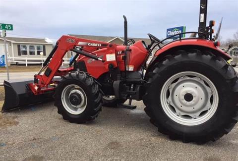 2009 Case IH Farmall® 95 in Fairfield, Illinois