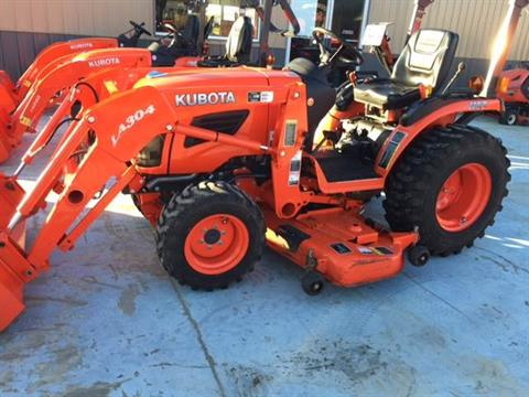 2014 Kubota B2320 in Fairfield, Illinois