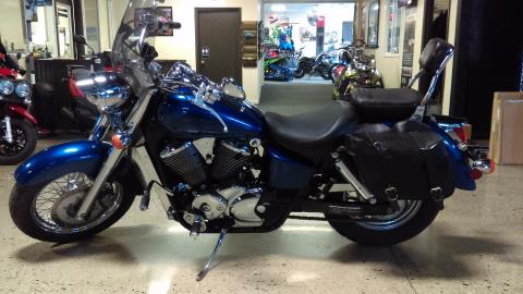 2003 Honda Shadow ACE 750 Deluxe in Butte, Montana