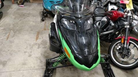 2011 Arctic Cat F8 LXR in Fond Du Lac, Wisconsin