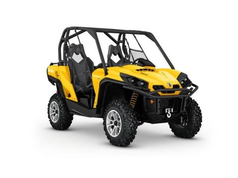 2016 Can-Am Commander™ XT™ 1000 in Fond Du Lac, Wisconsin