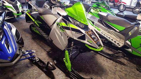 2018 Arctic Cat ZR® 8000 Sno Pro® ES 137 in Fond Du Lac, Wisconsin