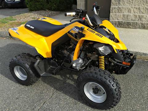 2017 Can-Am DS 250® in Enfield, Connecticut