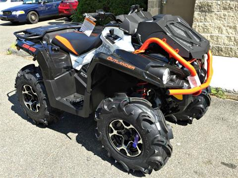 2017 Can-Am Outlander™ X® mr 570 in Enfield, Connecticut