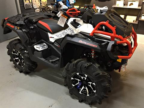 2017 Can-Am Outlander™ X® mr 1000R in Enfield, Connecticut
