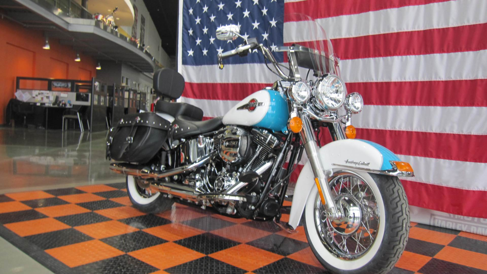 Conrads Harley Davidson >> Used 2016 Harley-Davidson Heritage Softail® Classic Motorcycles in Shorewood, IL | Stock Number ...