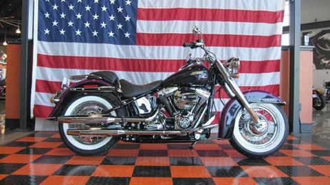 2016 Harley-Davidson Softail® Deluxe in Shorewood, Illinois