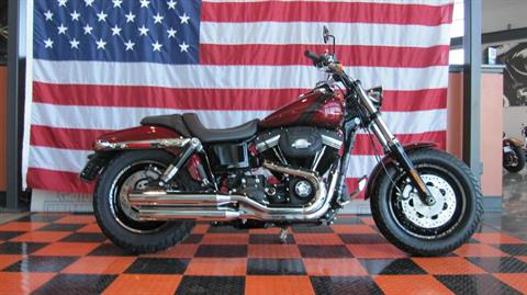 2016 Harley-Davidson Fat Bob® in Shorewood, Illinois
