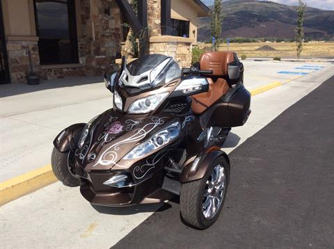 2013 Can-Am Spyder RTS Limited in Kamas, Utah