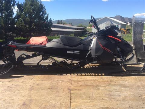 2016 Ski-Doo Summit® SP E-TEC® 800R 163 Black in Kamas, Utah
