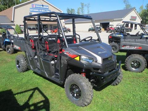 2017 Polaris Ranger Crew® 570-4 EPS in Newport, Maine