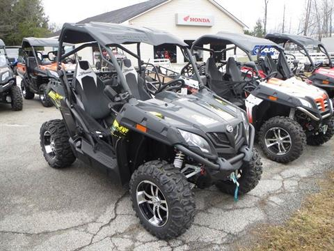 2016 CFMOTO ZForce 500 in Newport, Maine