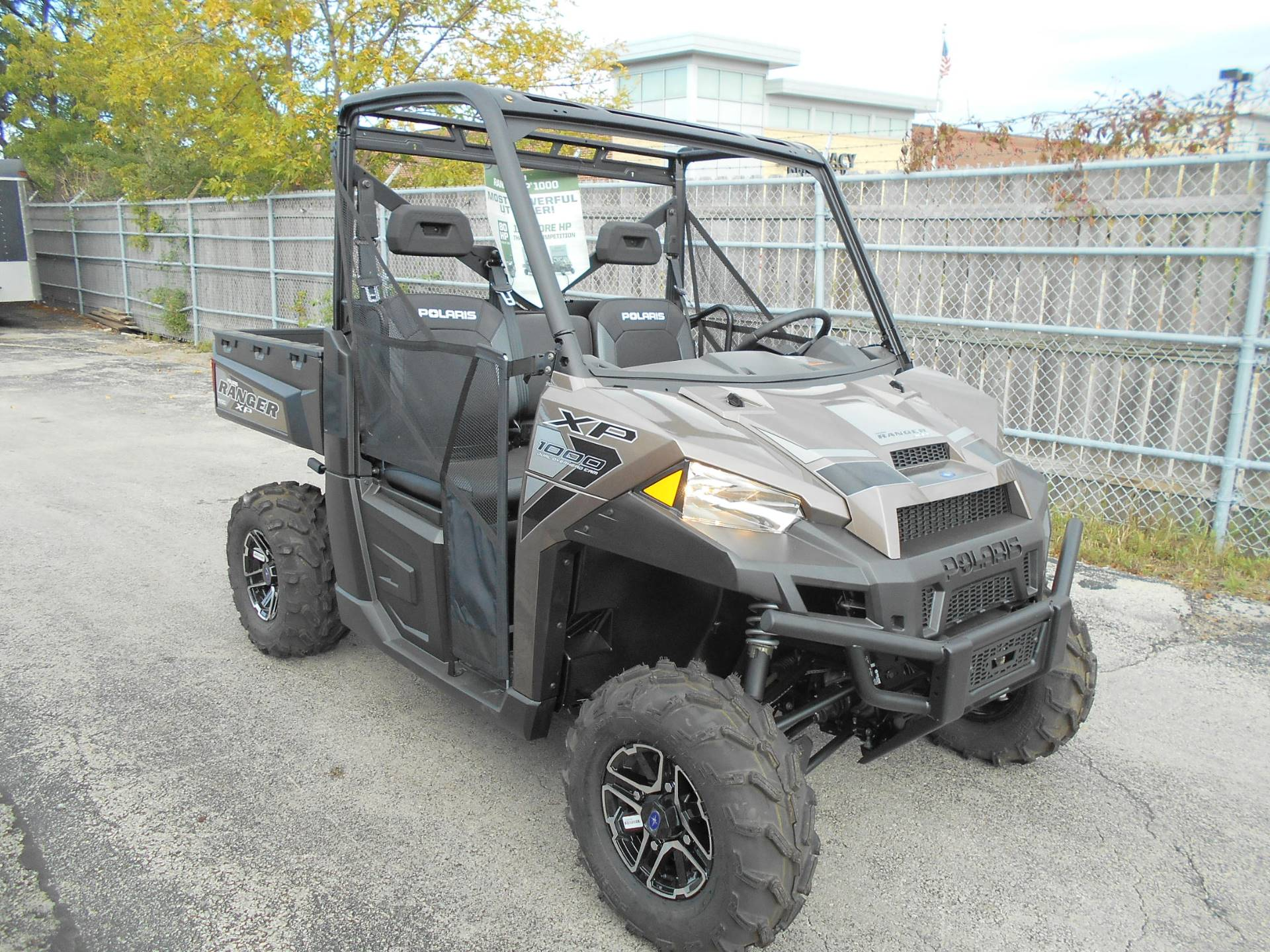 new 2017 polaris ranger xp 1000 eps utility vehicles in brookfield wi. Black Bedroom Furniture Sets. Home Design Ideas
