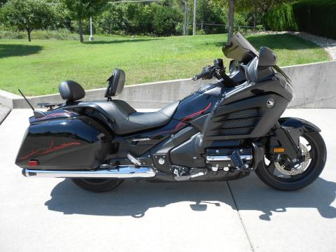 2013 Honda Gold Wing® F6B in Junction City, Kansas