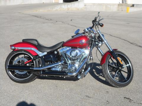 2013 Harley-Davidson Softail® Breakout® in Junction City, Kansas