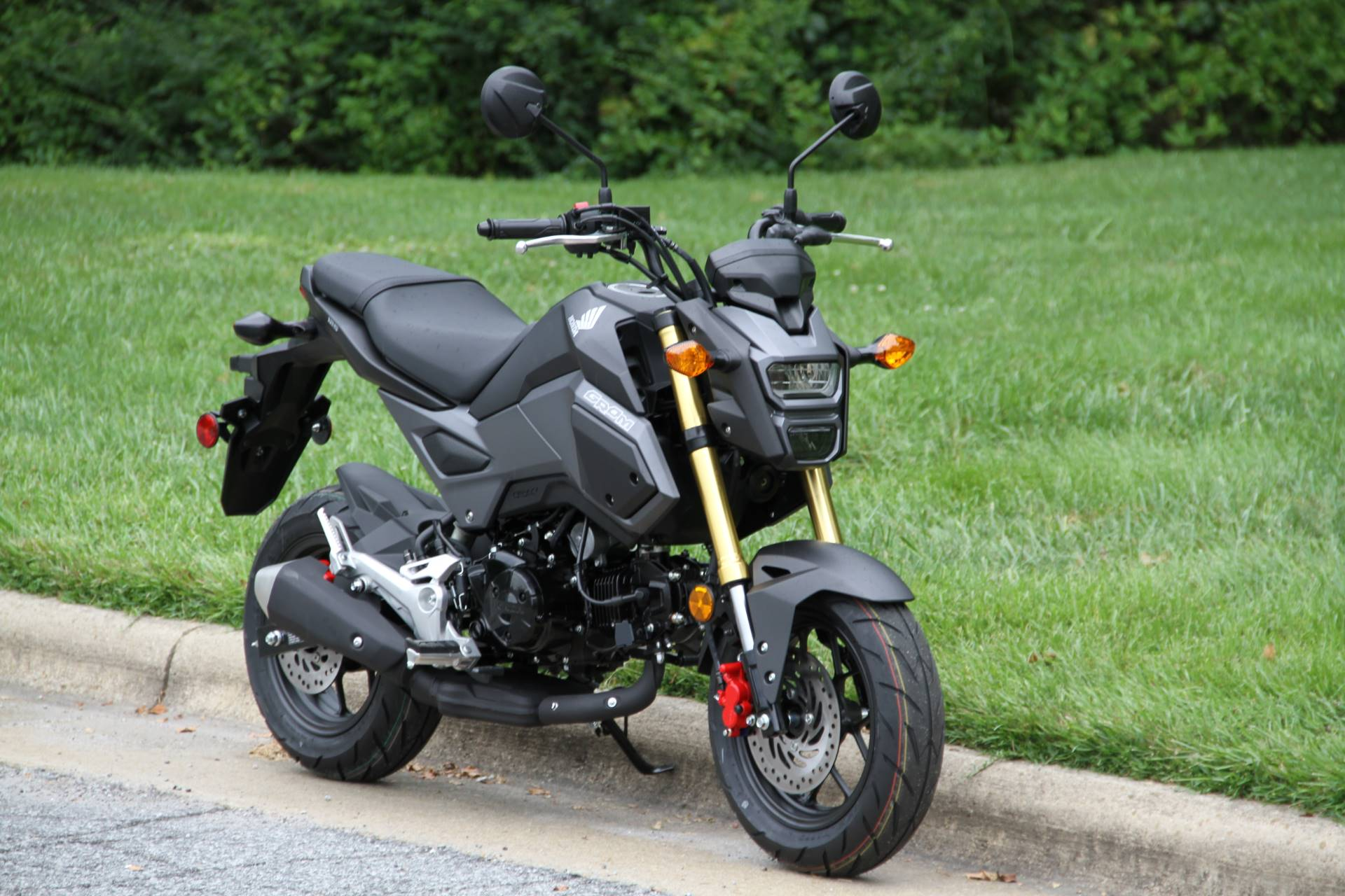 2015 Honda Rebel >> 250 Cc Honda Grom | Autos Post