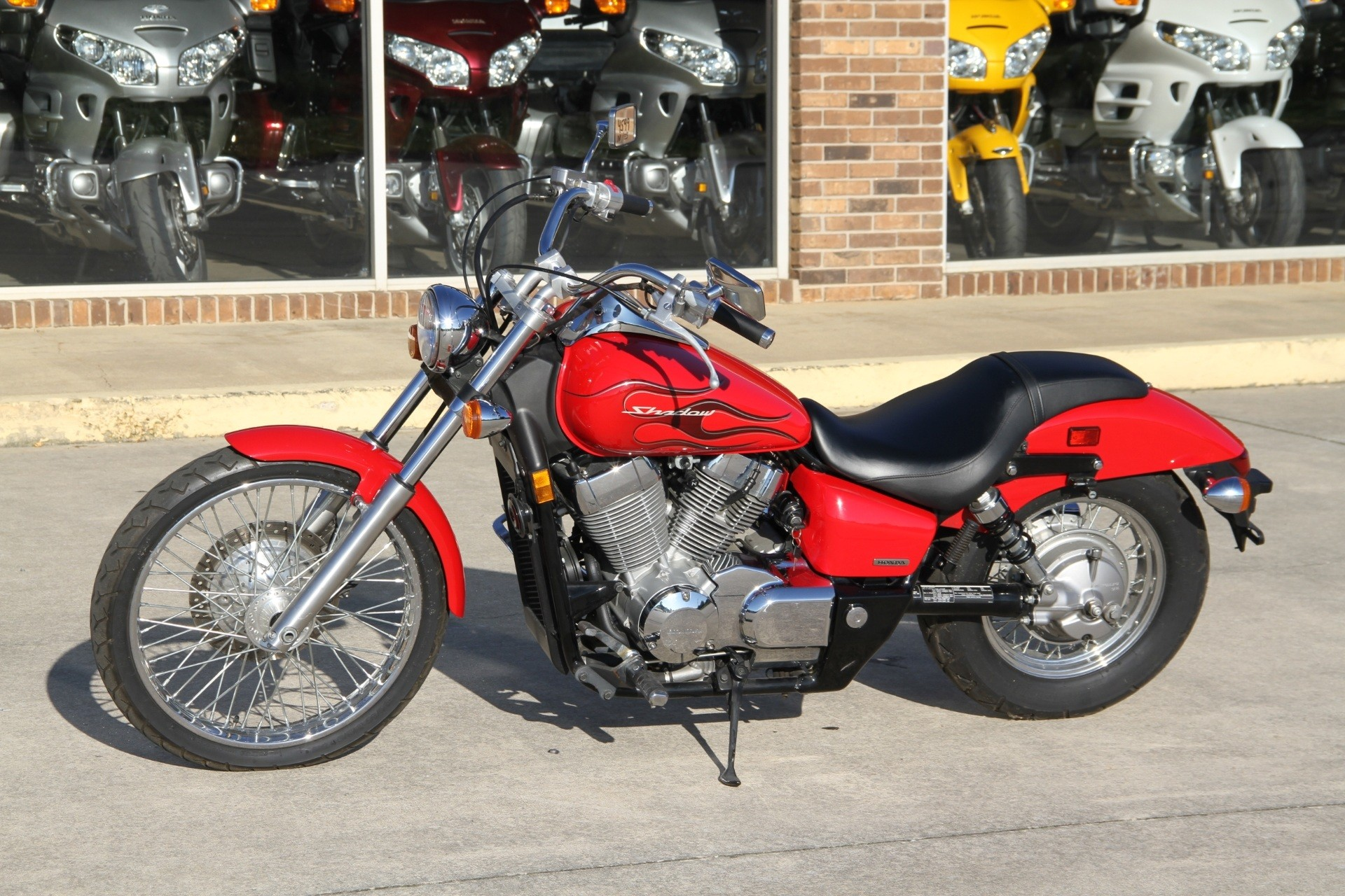 2007 honda shadow spirit 750 c2 motorcycles. Black Bedroom Furniture Sets. Home Design Ideas
