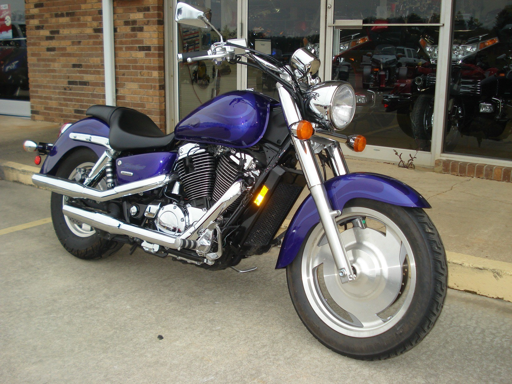 Honda Shadow Sabre  Motorcycle