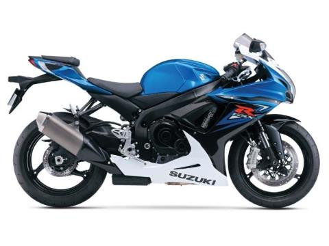 2014 Suzuki GSX-R600™ in Columbia, South Carolina