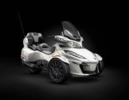2016 Can-Am Spyder® RT-S SE6 in Wilmington, North Carolina
