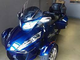 2016 Can-Am Spyder® RT Limited in Wilmington, North Carolina