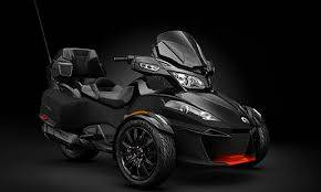 2016 Can-Am Spyder® RT-S Special Series in Wilmington, North Carolina