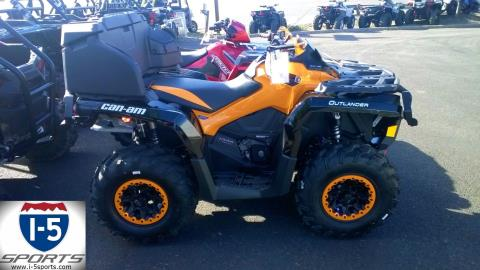 2015 Can-Am Outlander™ XT-P™ 1000 in Albany, Oregon