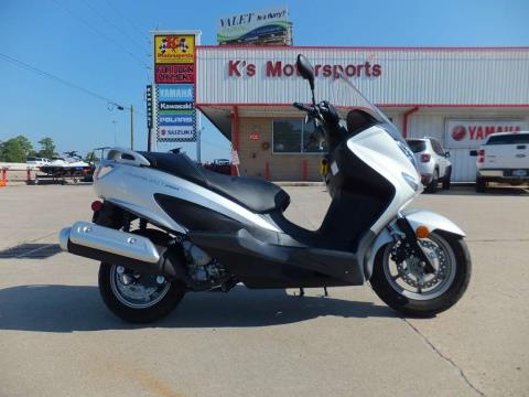 2014 Suzuki Burgman™ 200 ABS in Humble, Texas